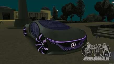 Mercedes-Benz Vision AVTR für GTA San Andreas