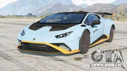 Lamborghini Huracan STO (LB724) 2021〡add-on pour GTA 5
