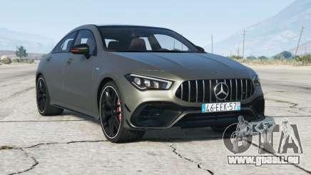Mercedes-AMG CLA 45 S Aerodynamic Package (C118) 2020〡add-on v1.1 pour GTA 5