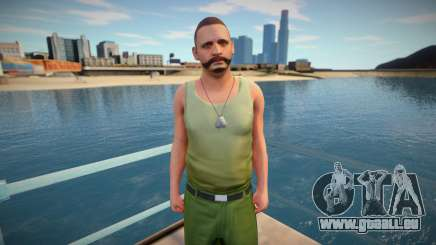 Improved wmyammo für GTA San Andreas