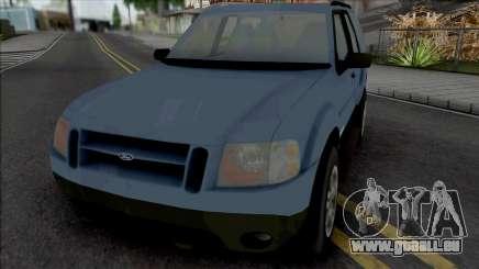 Ford Explorer Sport 2002 pour GTA San Andreas