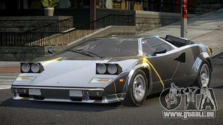 Lamborghini Countach U-Style S5 pour GTA 4