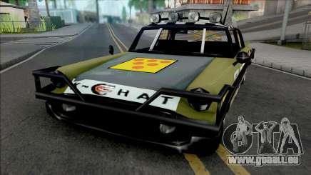 Bloodring Banger Black Edition pour GTA San Andreas