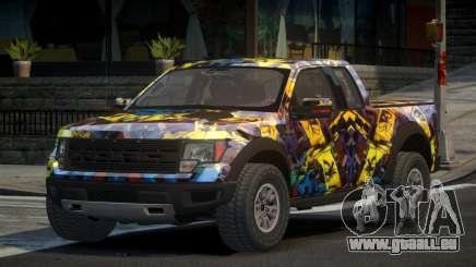 Ford F150 SP-U S7 pour GTA 4