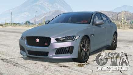Jaguar XE S (X760) 2015〡add-on v3.0 pour GTA 5