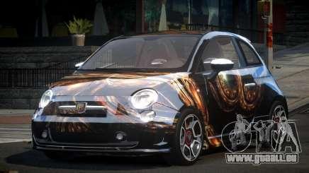 Fiat Abarth U-Style S3 pour GTA 4