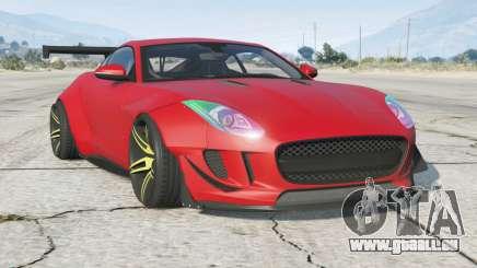 Jaguar F-Type R coupé 2015〡Wide Body Kit pour GTA 5