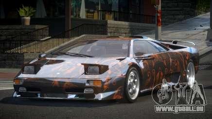 Lamborghini Diablo SP-U S2 pour GTA 4