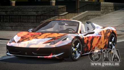 Ferrari 458 BS-S S3 pour GTA 4