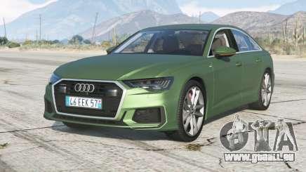 Audi A6 55 TFSI quattro S ligne (C8) 2019〡add-on pour GTA 5