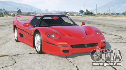Ferrari F50 1995〡add-on v2.0 pour GTA 5