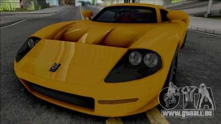 Factory R160 ST für GTA San Andreas