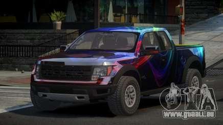 Ford F150 SP-U S6 pour GTA 4