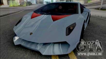 Lamborghini Sesto Elemento (SA Lights) pour GTA San Andreas