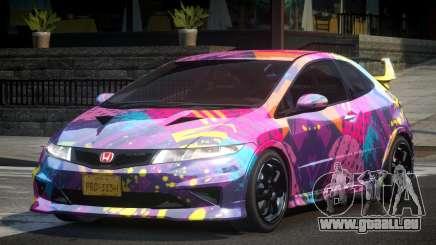 Honda Civic PSI-U L1 pour GTA 4