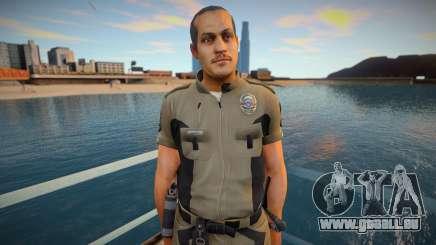 Las Venturas Police pour GTA San Andreas