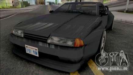 Elegy Pandem Widebody pour GTA San Andreas