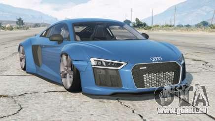 Audi R8 V10 Plus 2017〡Wide Body Kit〡add-on pour GTA 5