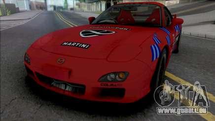 Mazda RX-7 Spirit R pour GTA San Andreas