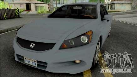 Honda Accord 2012 Medium-Poly für GTA San Andreas