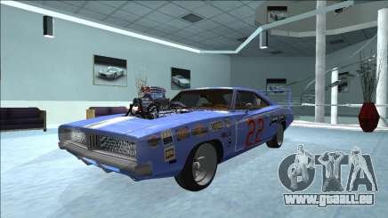 Dodge Charger RT Jimmy Gibbs (L2D4) pour GTA San Andreas