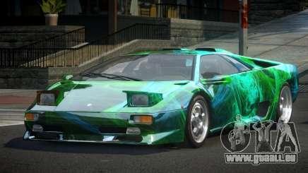 Lamborghini Diablo SP-U S3 pour GTA 4