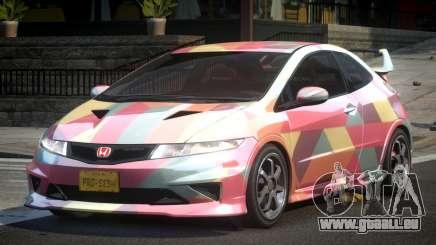 Honda Civic PSI-U L6 pour GTA 4