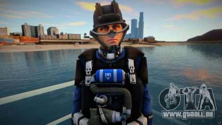 Infantry swat pour GTA San Andreas