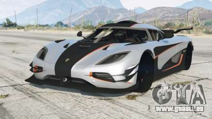 Koenigsegg One:1 2014〡add-on v2.0 pour GTA 5