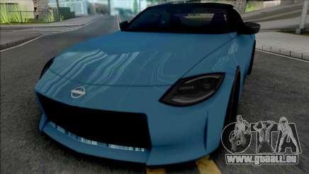 Nissan 400Z 2021 (CSR2) pour GTA San Andreas