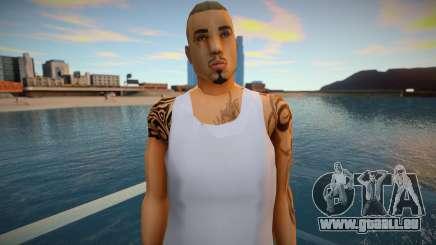New Cesar Vialpando pour GTA San Andreas