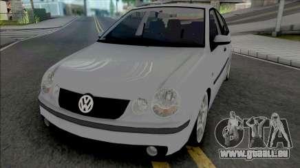 Volkswagen Polo Sedan 2005 Comfortline pour GTA San Andreas
