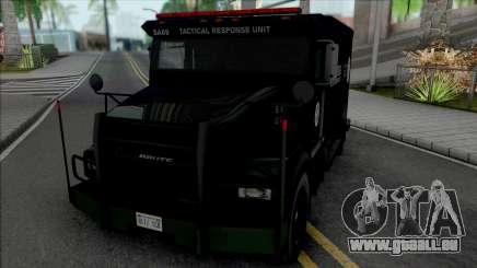 GTA IV Brute Enforcer pour GTA San Andreas