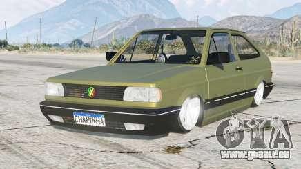 Volkswagen Gol GL 1994〡lowered〡add-on pour GTA 5