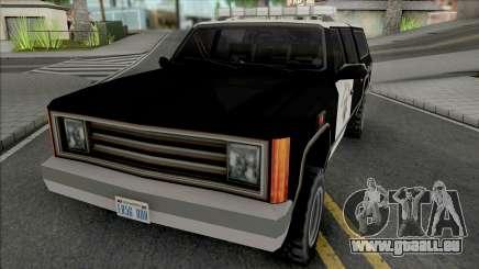 FBI Rancher SAHP pour GTA San Andreas
