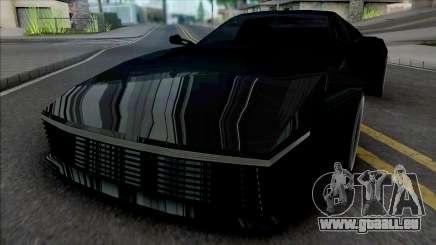 Cheetah Regem pour GTA San Andreas