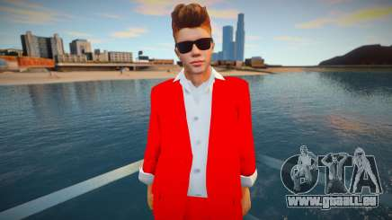 Justin Bieber sunglasses pour GTA San Andreas