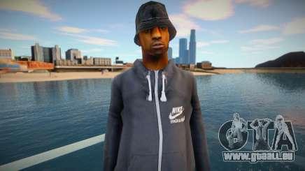 New bmyst dark style pour GTA San Andreas
