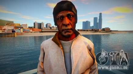 Homme sans-abri de GTA 5 pour GTA San Andreas