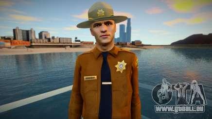 Shérif HD csher pour GTA San Andreas