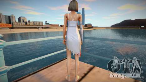 Manuela Hidalgo pour GTA San Andreas