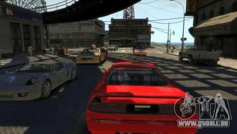 Pack de véhicules SA pour GTA 4