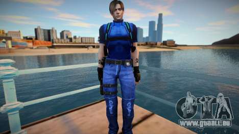 Leon Nightlite pour GTA San Andreas