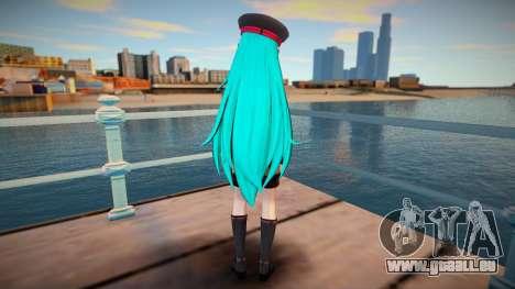 PDFT Hatsune Miku Punk für GTA San Andreas