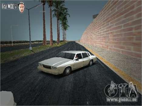 Unreal Texture Mod pour GTA San Andreas
