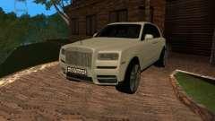 Rolls-Royce Cullinan RUS Plates
