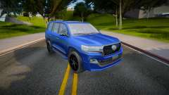 Toyota Land Cruiser 200 2021 pour GTA San Andreas
