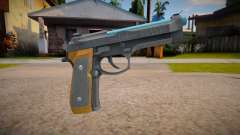 RE2: Remake - Samurai Edge Colt v4 pour GTA San Andreas