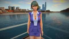 DOAXVV Tamaki - Secret Repor v4 für GTA San Andreas