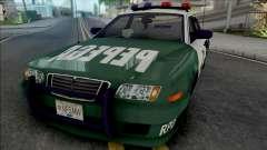 Police Civic Cruiser Pepega